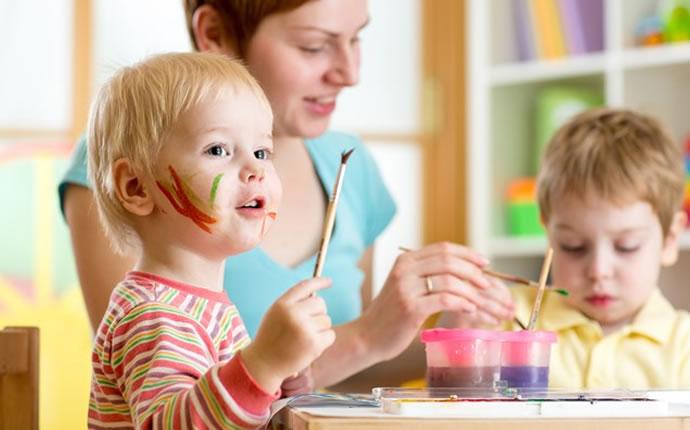 CEFOR-RS - Centro de Formação e Treinamento Regional - Curso - Maternal